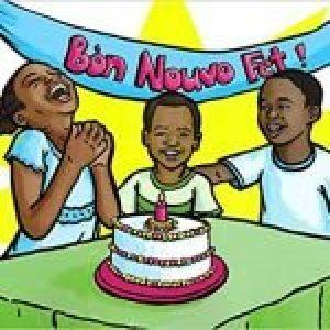 """Bòn Nouvo Fèt! (Happy """"New Birth"""" Day)"""