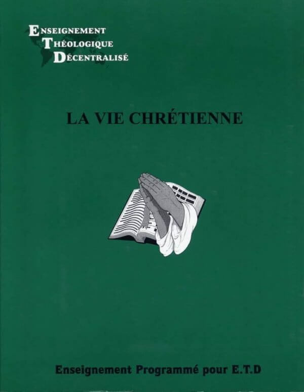 French0004 The Christian Life