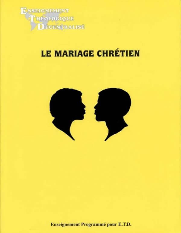 French0005 The Christian Marriage