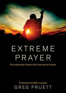Extreme Prayer cover in English 400