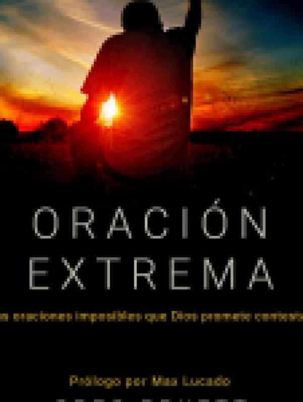Oración Extrema Cover