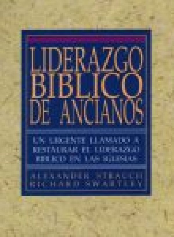 Spanish Biblical Eldership Leaders Guide 1.614KB