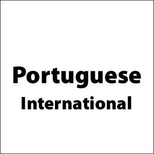 Portuguese (International)